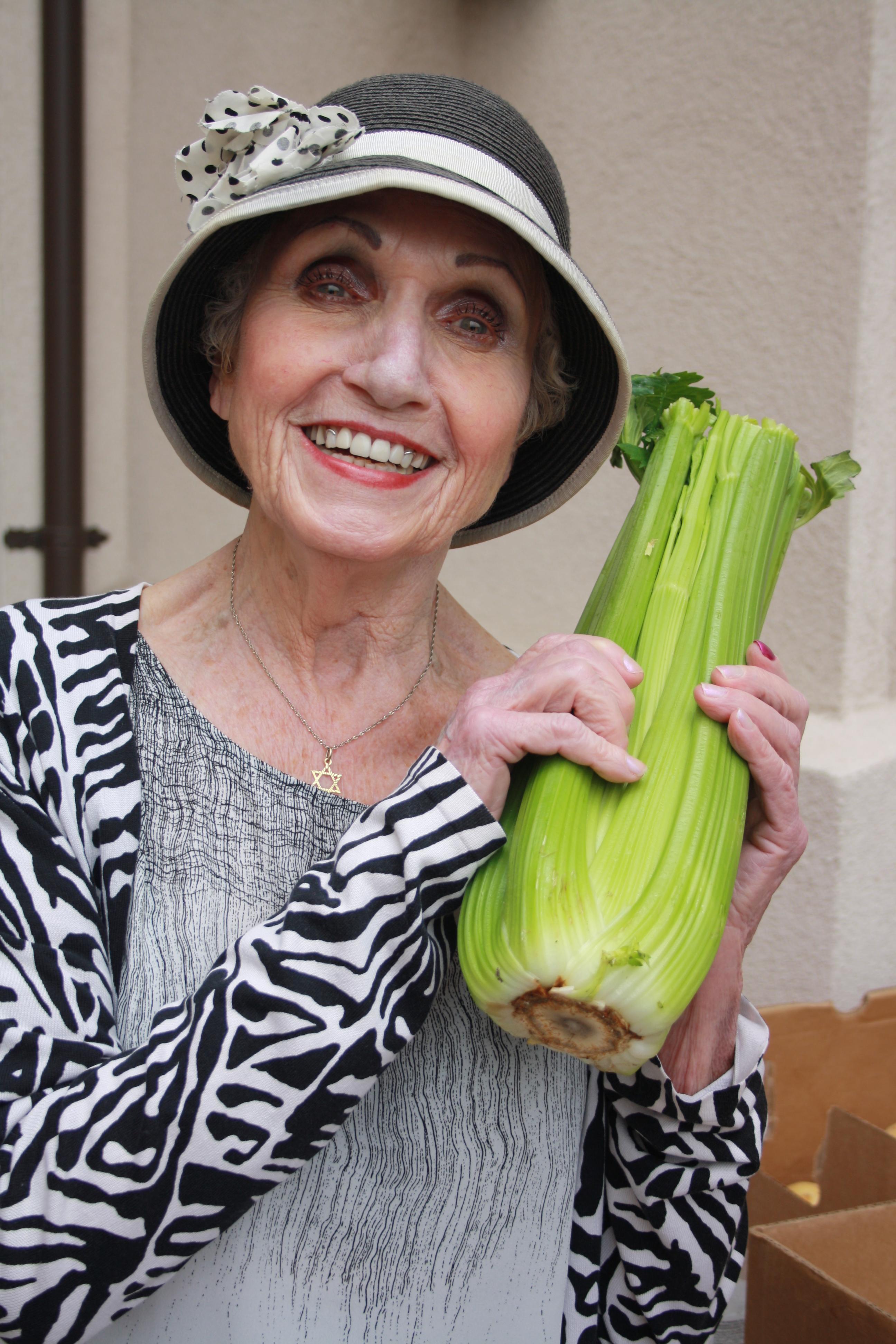lady celery
